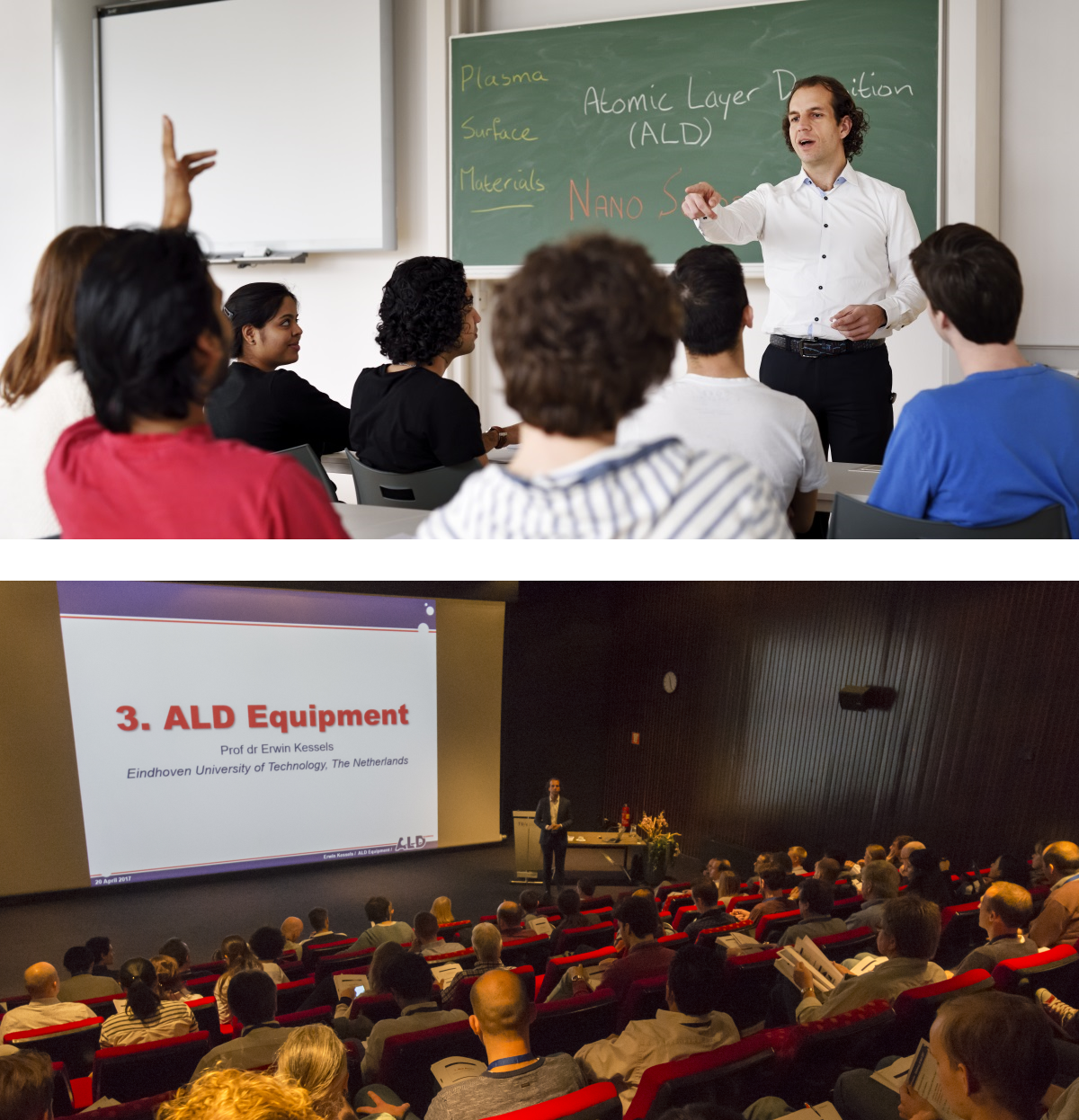 About ALD Academy